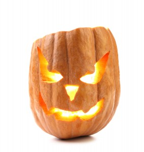 Helovīna ķirbis