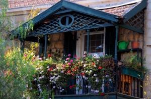 Balkona dārzs