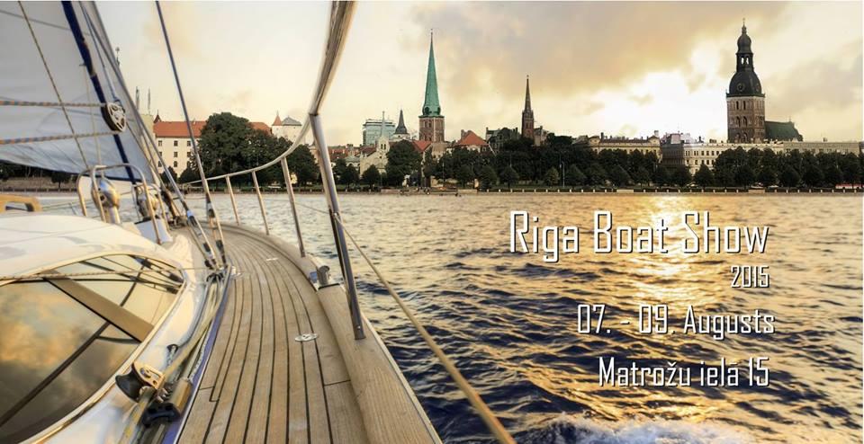 Riga Boat show 2015
