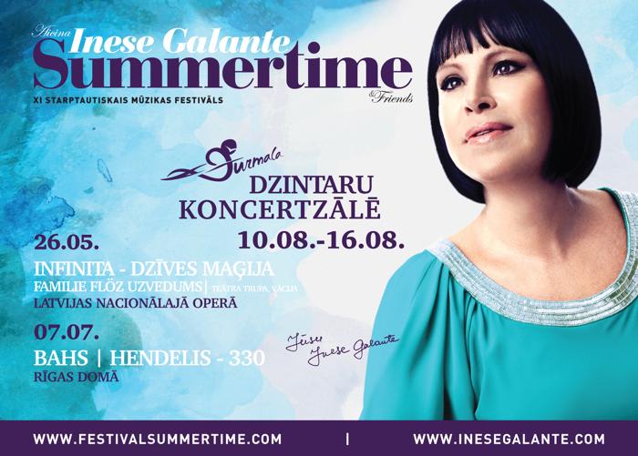 Summertime festivāls